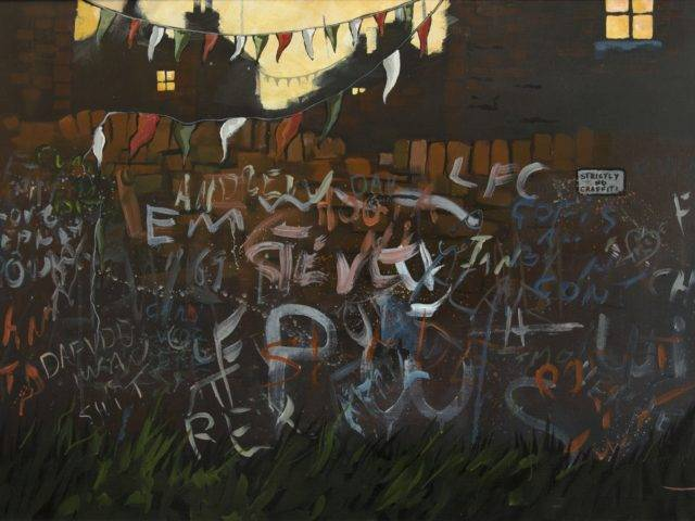 Caernarfon Graffiti