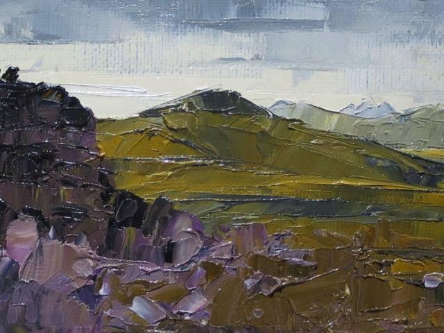 Llŷn From The Nantlle Ridge