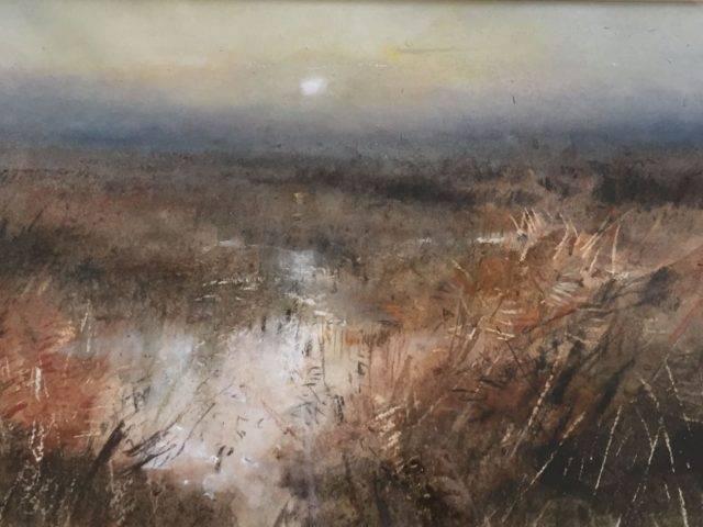 William Selwyn - Autumn Edge of Marsh