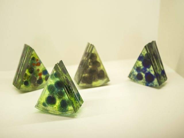 Chris Bird-Jones - Rocking Slices (individually priced)