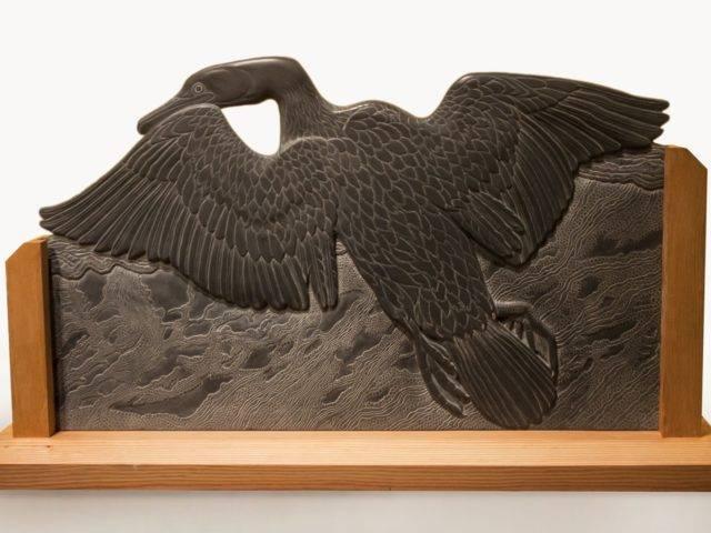 Meic Watts - Cormorant