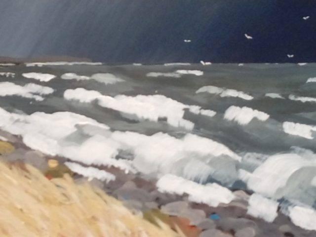 Aberdesach Storm