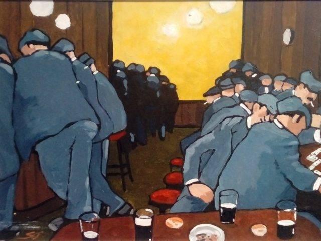 The George Inn Revellers