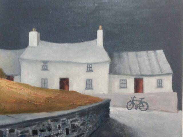 Cottage and Bike